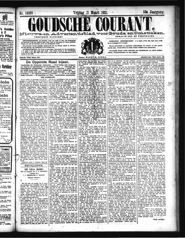 Goudsche Courant 1921-03-11