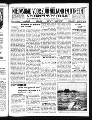 Schoonhovensche Courant 1940-04-17
