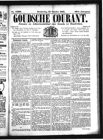 Goudsche Courant 1910-10-27