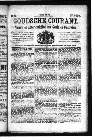 Goudsche Courant 1881-07-22