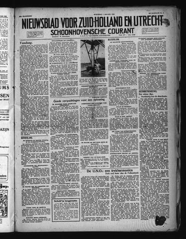 Schoonhovensche Courant 1948-01-07