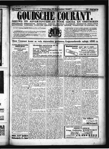 Goudsche Courant 1931-09-26