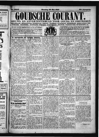 Goudsche Courant 1923-05-29