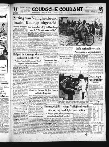 Goudsche Courant 1960-08-08