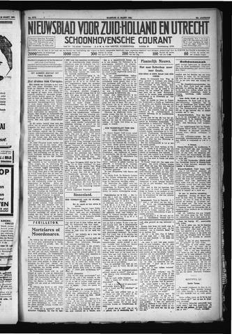 Schoonhovensche Courant 1930-03-31