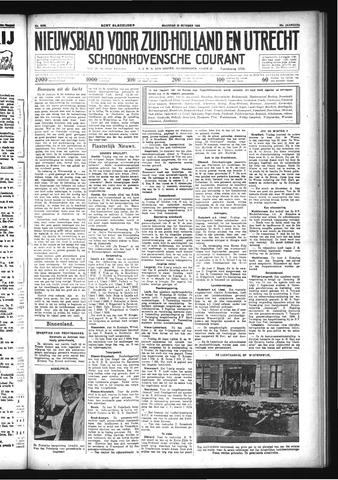 Schoonhovensche Courant 1933-10-23