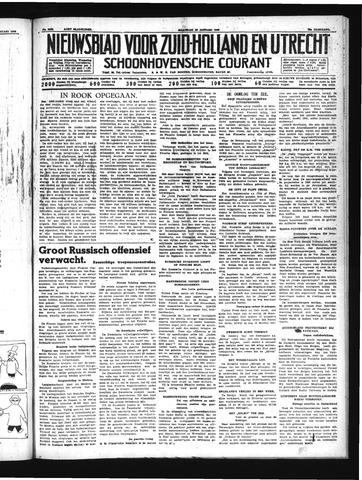 Schoonhovensche Courant 1940-01-29