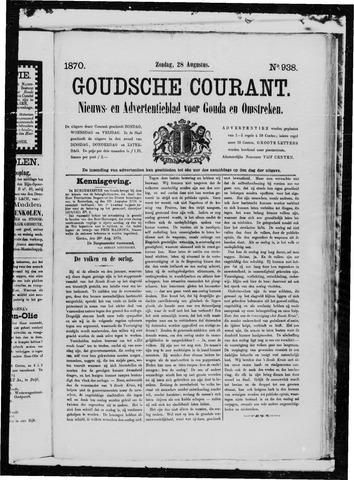 Goudsche Courant 1870-08-28