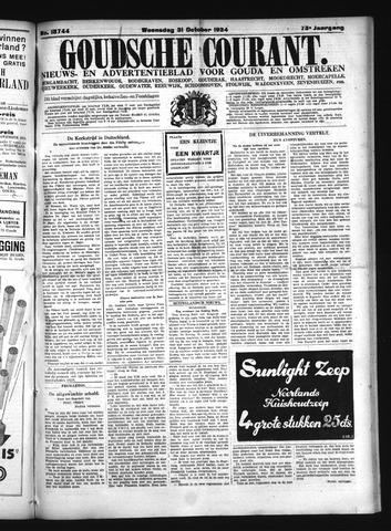Goudsche Courant 1934-10-31
