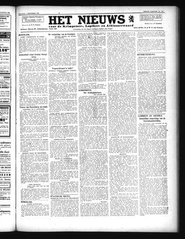 Schoonhovensche Courant 1946-09-02
