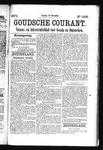 Goudsche Courant 1873-11-14