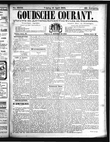 Goudsche Courant 1913-04-11