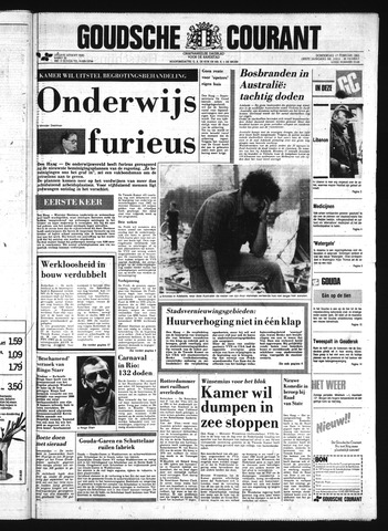 Goudsche Courant 1983-02-17