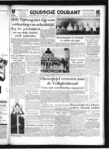 Goudsche Courant 1958-07-23