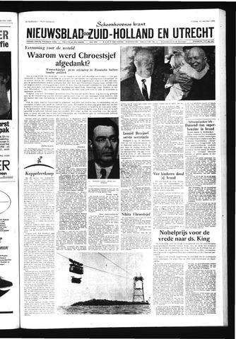 Schoonhovensche Courant 1964-10-16