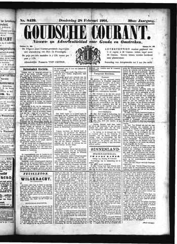 Goudsche Courant 1901-02-28