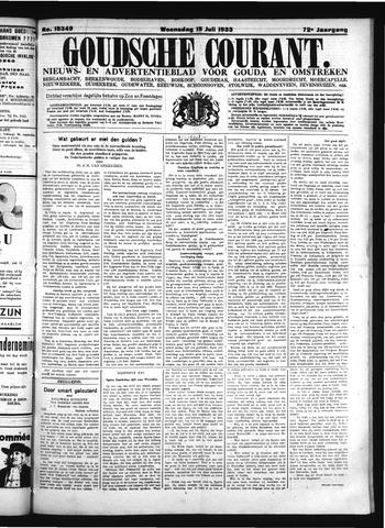 Goudsche Courant 1933-07-19