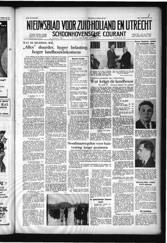 Schoonhovensche Courant 1957-02-18