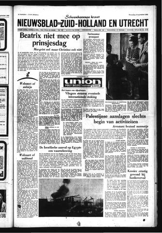 Schoonhovensche Courant 1969-09-10