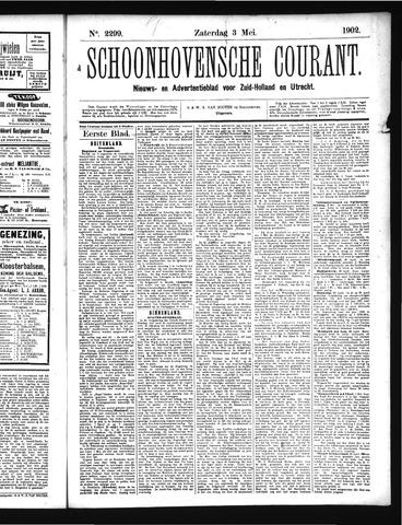 Schoonhovensche Courant 1902-05-03