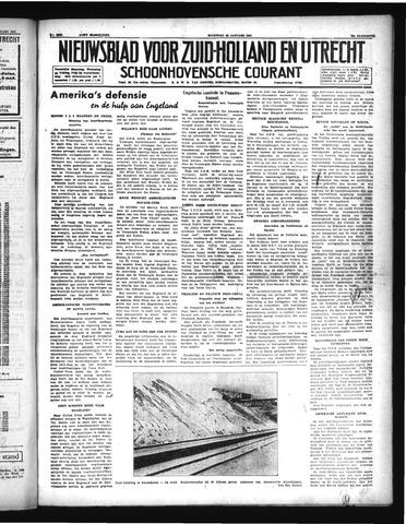 Schoonhovensche Courant 1941-01-20