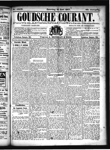 Goudsche Courant 1917-06-16