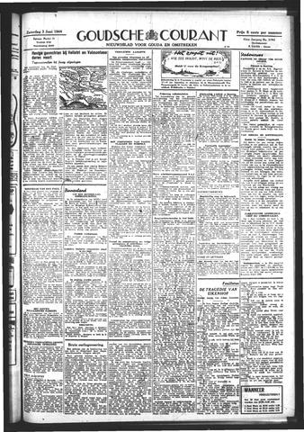 Goudsche Courant 1944-06-03