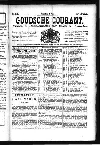 Goudsche Courant 1892-07-04