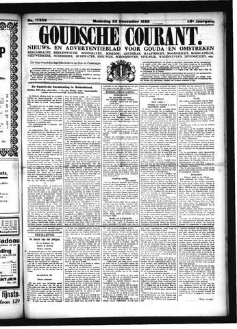 Goudsche Courant 1929-12-23
