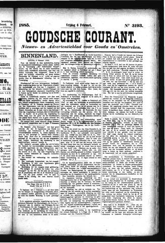 Goudsche Courant 1885-02-06