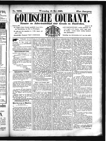 Goudsche Courant 1898-05-18
