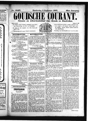 Goudsche Courant 1907-09-05