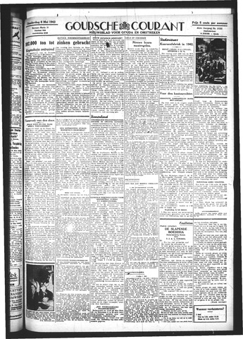 Goudsche Courant 1943-05-06