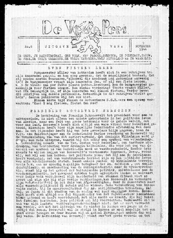 De Vrije Pers 1944-11-09