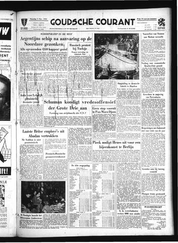 Goudsche Courant 1951-11-05