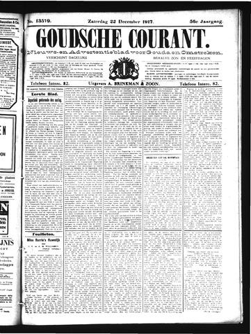 Goudsche Courant 1917-12-22