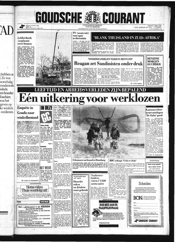 Goudsche Courant 1985-04-05