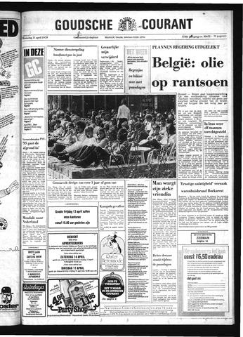 Goudsche Courant 1979-04-11