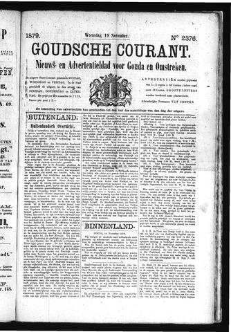 Goudsche Courant 1879-11-19