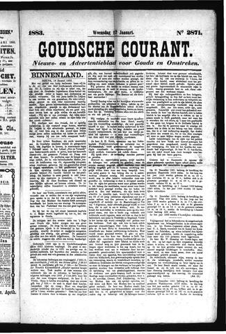 Goudsche Courant 1883-01-17