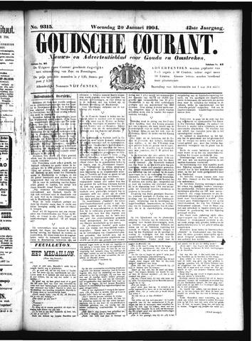 Goudsche Courant 1904-01-20