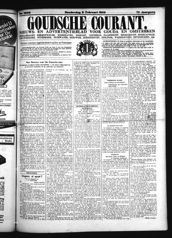 Goudsche Courant 1933-02-09