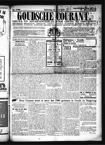 Goudsche Courant 1930-04-12