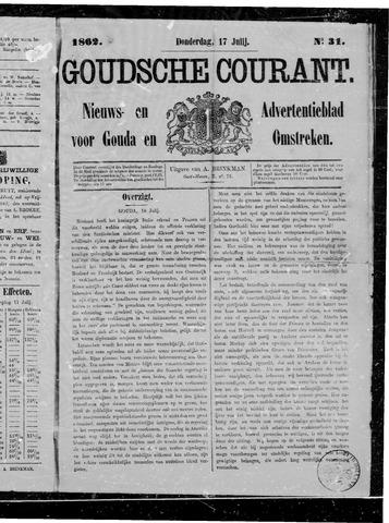 Goudsche Courant 1862-07-17