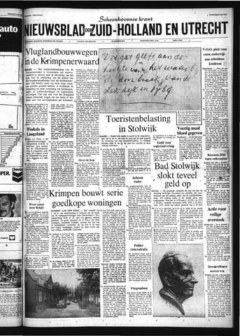 Schoonhovensche Courant 1973-05-23