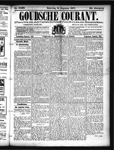 Goudsche Courant 1917-08-11