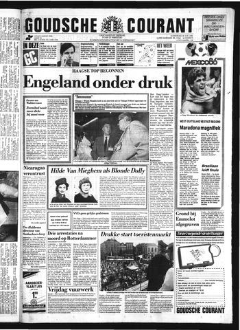 Goudsche Courant 1986-06-26