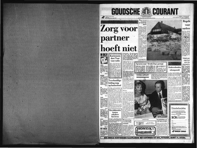 Goudsche Courant 1985-02-01