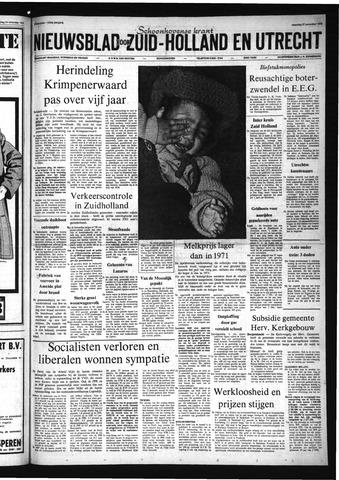 Schoonhovensche Courant 1972-11-27