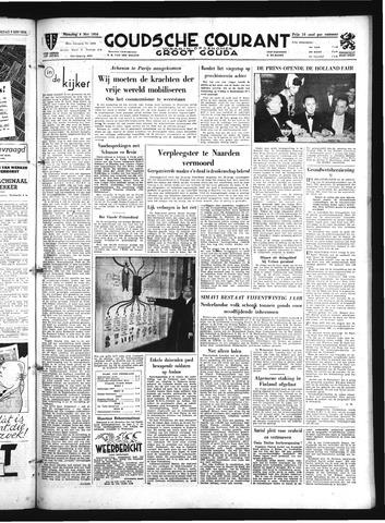 Goudsche Courant 1950-05-08